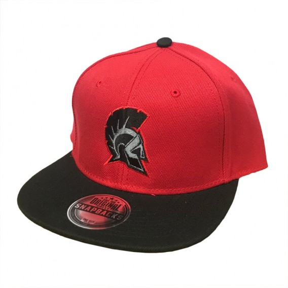 Snapback Vysočina Gladiators Red