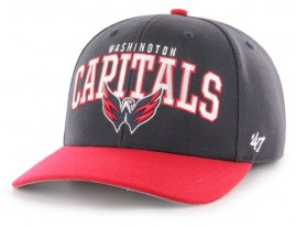 Kšiltovka Washington Capitals McCaw '47 MVP DP