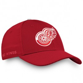Kšiltovka Detroit Red Wings Authentic Pro Rinkside