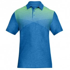 Polokošile Under Armour Playoff Polo Blue
